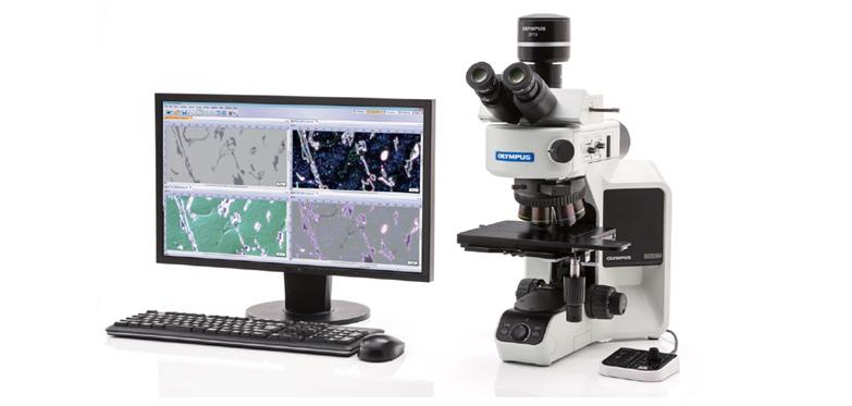 新一代金相显微镜BX53M