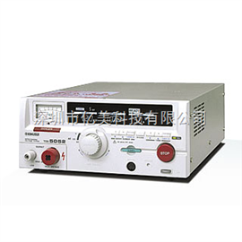 TOS5052日本菊水KIKUSUI TOS5052 AC耐压测试仪
