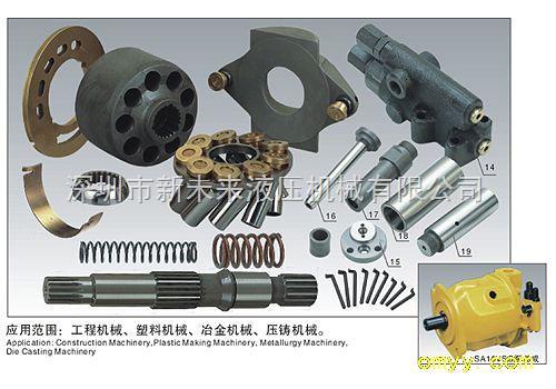 产品详情 用于液压开式回路的斜盘结构轴向柱