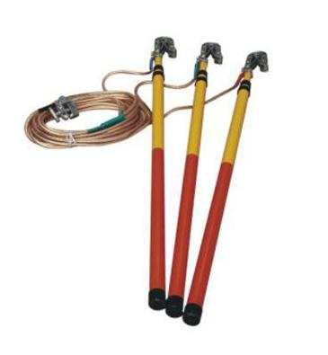 高压短路接地线 接地线作用 接电线接地棒标准