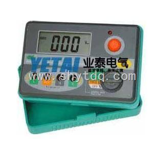 高压绝缘电阻测试仪-产品报价-上海业泰电气有限公司