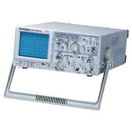 GOS310中国台湾固纬GOS310单通道模拟示波器