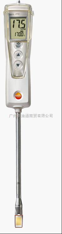 testo270食用油品质检测仪