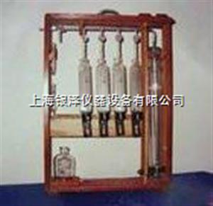 三管奥氏气体分析仪,1901奥氏气体分析仪