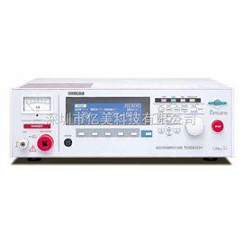 TOS9200 TOS9201日本菊水TOS9200 TOS9201耐压绝缘测试仪
