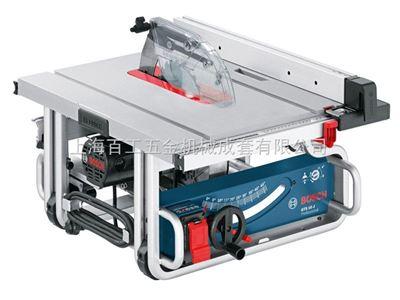 博世GTS 10 J台锯