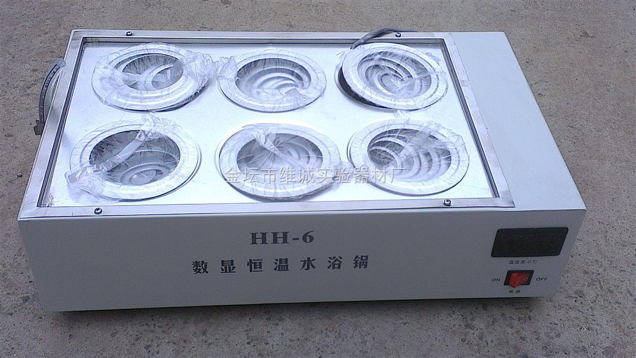 恒温水浴锅之优点,内胆采用优质不锈钢板一次冲压而