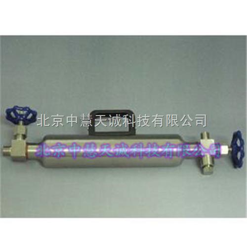 液氯采样钢瓶/液氯取样器 型号:YLP-1000