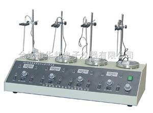 HJ-2A、4A、6A数显恒温多头磁力搅拌器