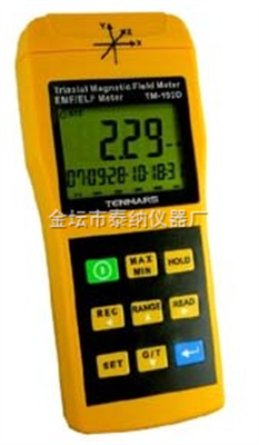 T196电磁场测定仪(含高频、超高频及微波等频段)