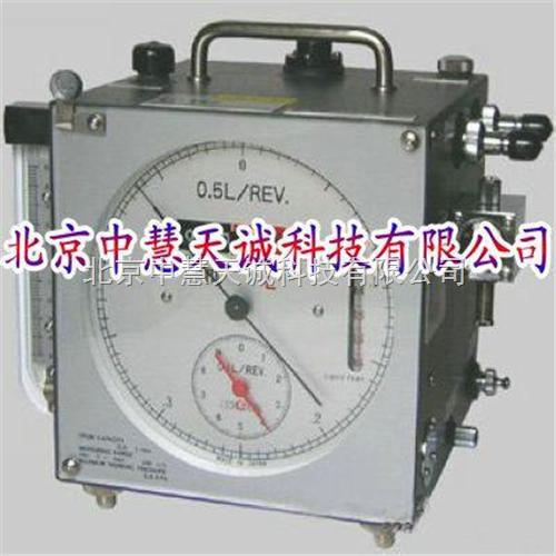 湿式气体流量计 日本 型号:W-NK-5A