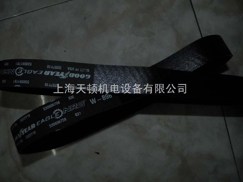 供应630W16公制变速传动皮带厂家直销