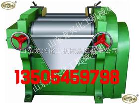 上海电加热三辊机,氧化锆三辊机