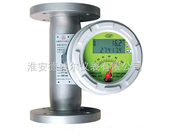 产品库 电子电工仪器 流量仪表 转子流量计 dw-250 dw-250指针显示