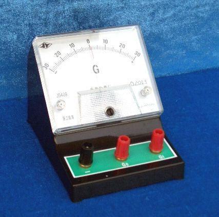 gsx-j0409型灵敏电流表