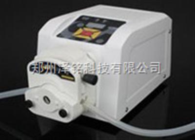 BT-100EA系列化工蠕动泵≤390mL/min/印刷蠕动泵