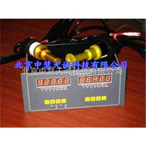 二路双数显电阻真空计 型号:STDZ-D2