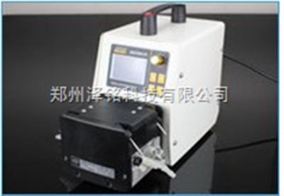 专业灌装型蠕动泵≤4L/min/饮料型蠕动泵