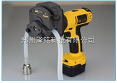 专业手持取样泵≤3.5L/min/野外取样手持取样泵