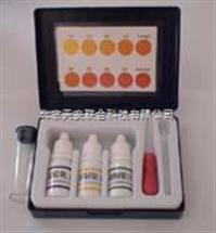 微生物检测试剂片