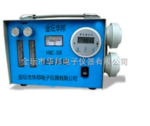 HBC-30E雙路粉塵采樣器