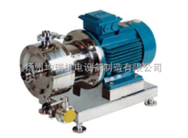 JG2型匀浆泵
