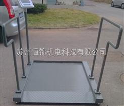 不鏽鋼輪椅秤