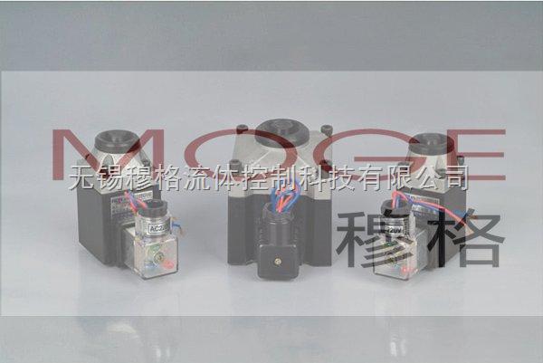 当双向使用电磁铁时,一定要保证两个电磁铁不能同时通电,以免电磁阀不