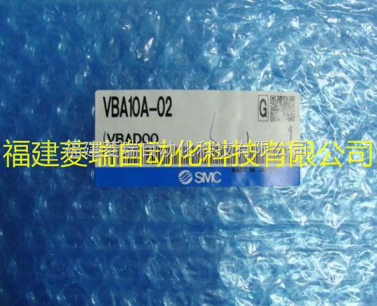 smc增压阀VBA10A-02增压器