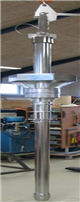 沈積物重力柱狀取樣器