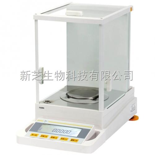 上海恒平电子天平JA5003