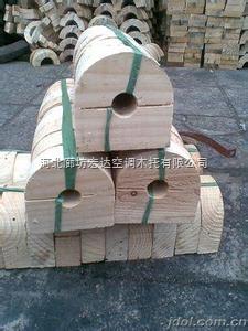 空调木托-镀锌管木托