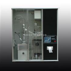 自动减压蒸馏测定仪