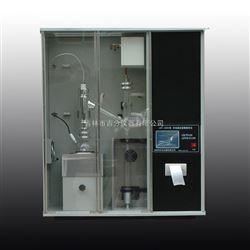 减压馏程测定仪