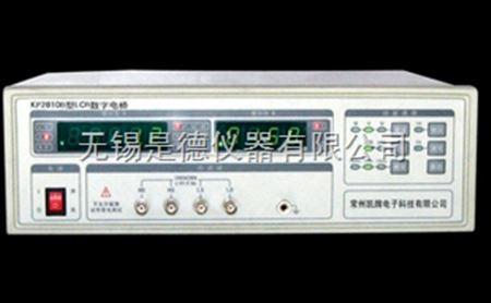 无锡lcr数字电桥,无锡电阻电容电感测试仪