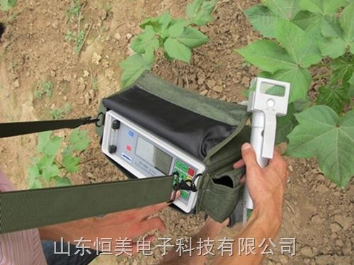 植物蒸腾测定仪
