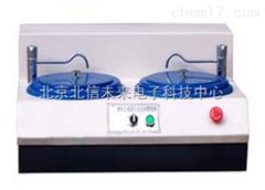 JC03-BM-MPD-2双盘台式金相磨抛机