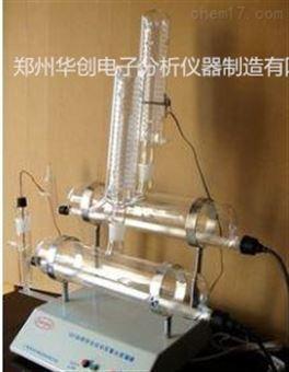 HC-1810B全自動雙重蒸餾水器