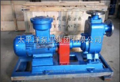 WZ型自吸式排污泵