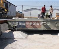 SCS上海地磅厂家安装100吨大型汽车地磅秤数字式汽车地磅