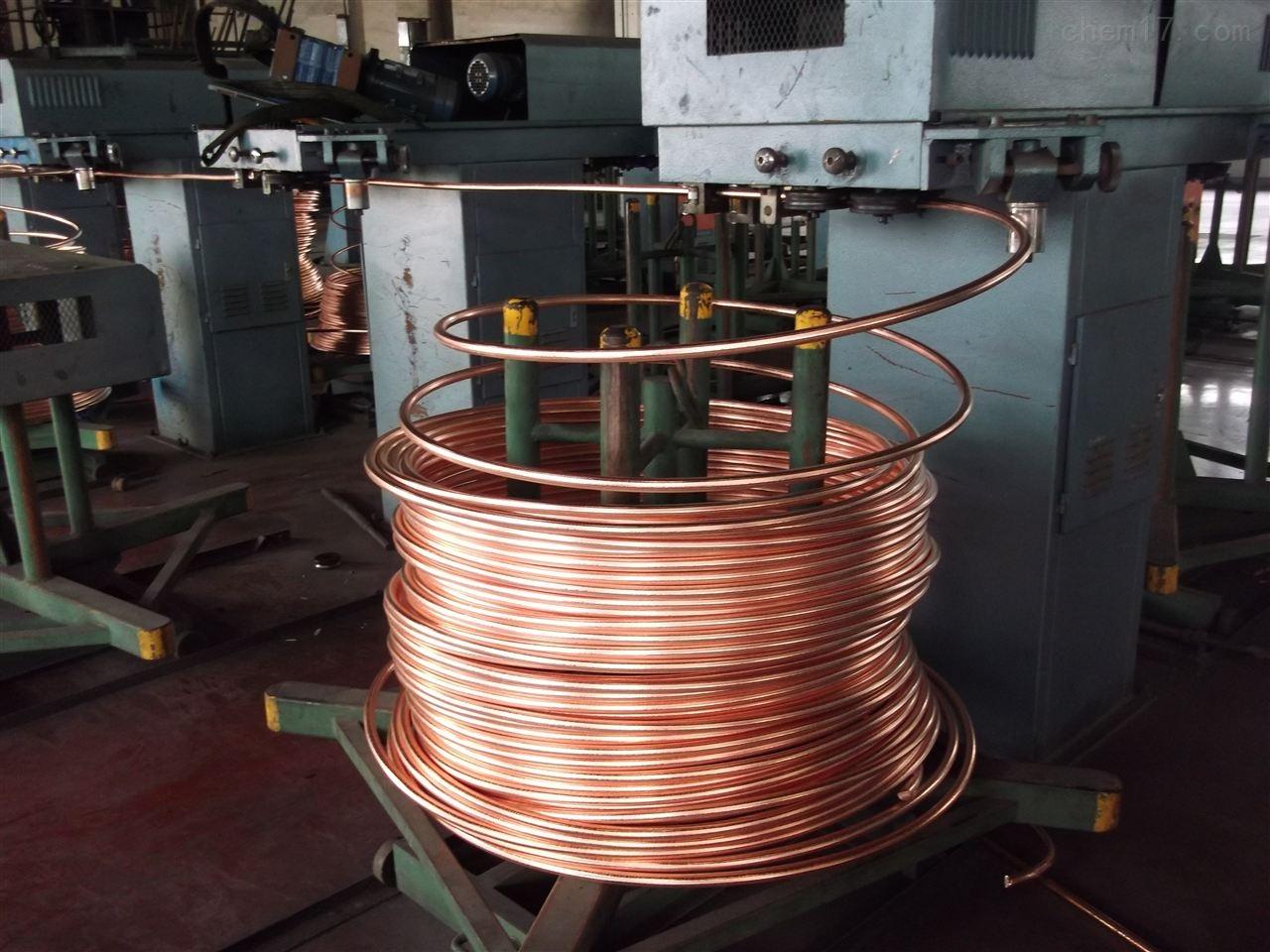 呼伦贝尔冷媒铜管价格,空调冷媒铜管价格