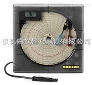 美国Dickson温湿度图表记录仪