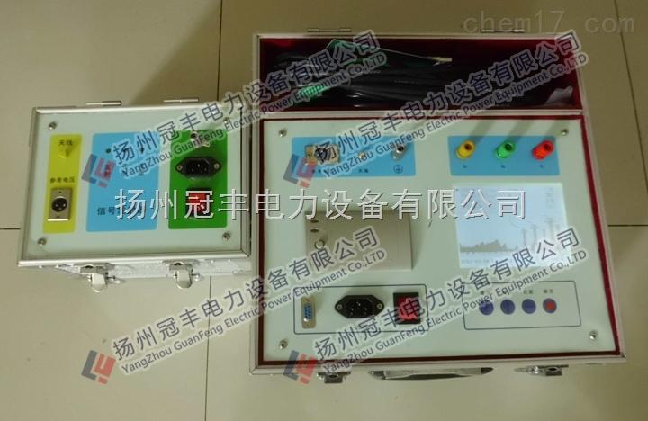 3,测量参数: a,避雷器泄漏电流全电流(含谐波):i1  i3  i5  i7   b