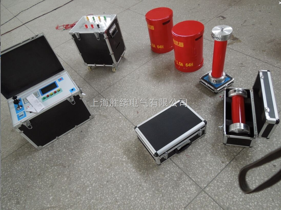 BPXZ-176KVA/22KV调频串联谐振耐压试验装置