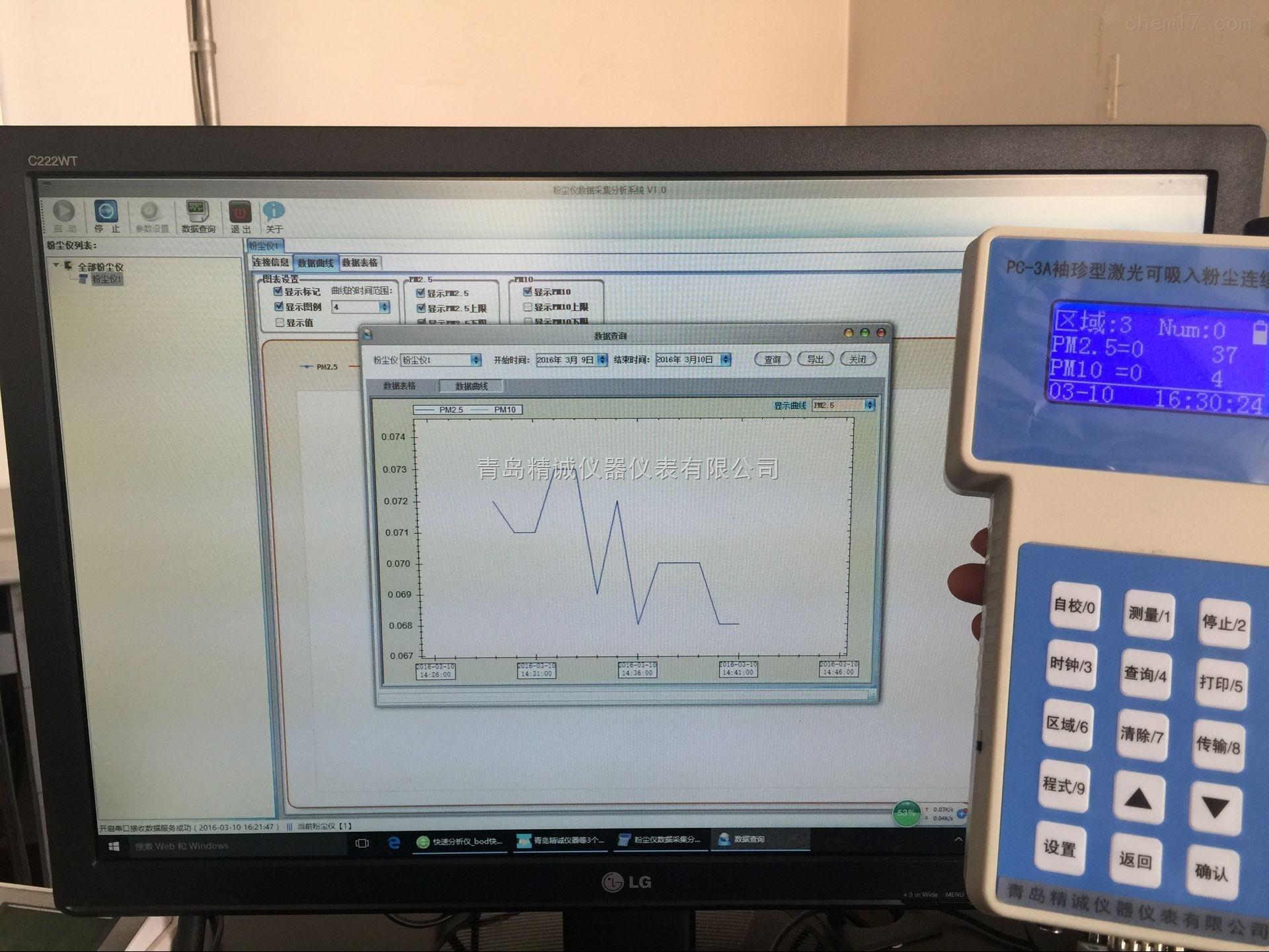 5实时检测数据分析仪