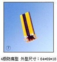 ST上海4極防腐型集電器廠家