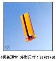 ST上海4極著通管式滑觸線廠家