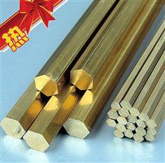 克拉玛依黄铜棒价格,H59黄铜棒,六角黄铜棒生产厂家