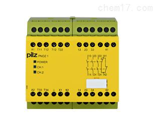 PILZ皮尔磁继电器原装特价