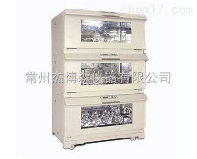 HW-8803三层叠加式恒温摇床